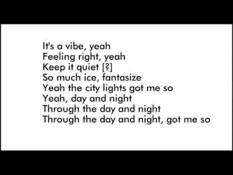 XXXTENTACION - A Ghetto christmas carol - Lyrics video