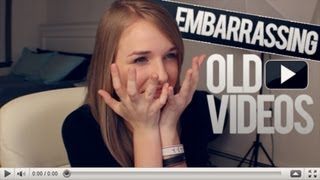 EMBARRASSING OLD VIDEOS