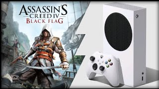 Xbox Series S   Assassin's Creed IV Black Flag   Graphics Test/Loading Times