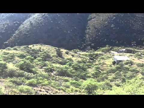 Biking up the steep hills of Mingus Mountain