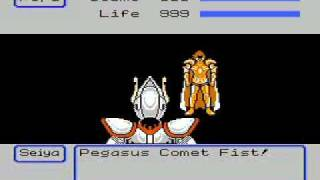 Saint Seiya - Ougon Densetsu Kanketsu Hen NES English 10/11
