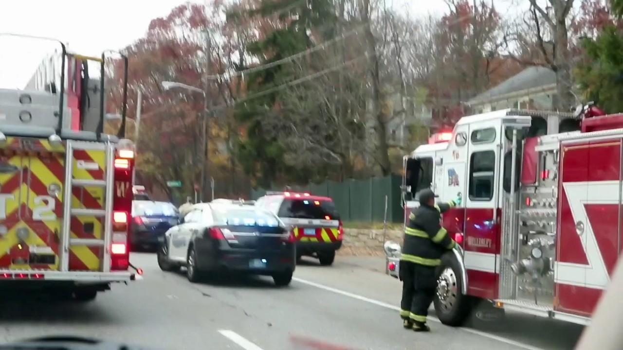 In depth look at Wellesley Fire Department