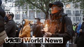 Hong Kongers in Exile Won't Let China Erase Tiananmen Square