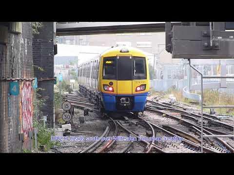 Trains at: Willesden Junction, 15 November 17