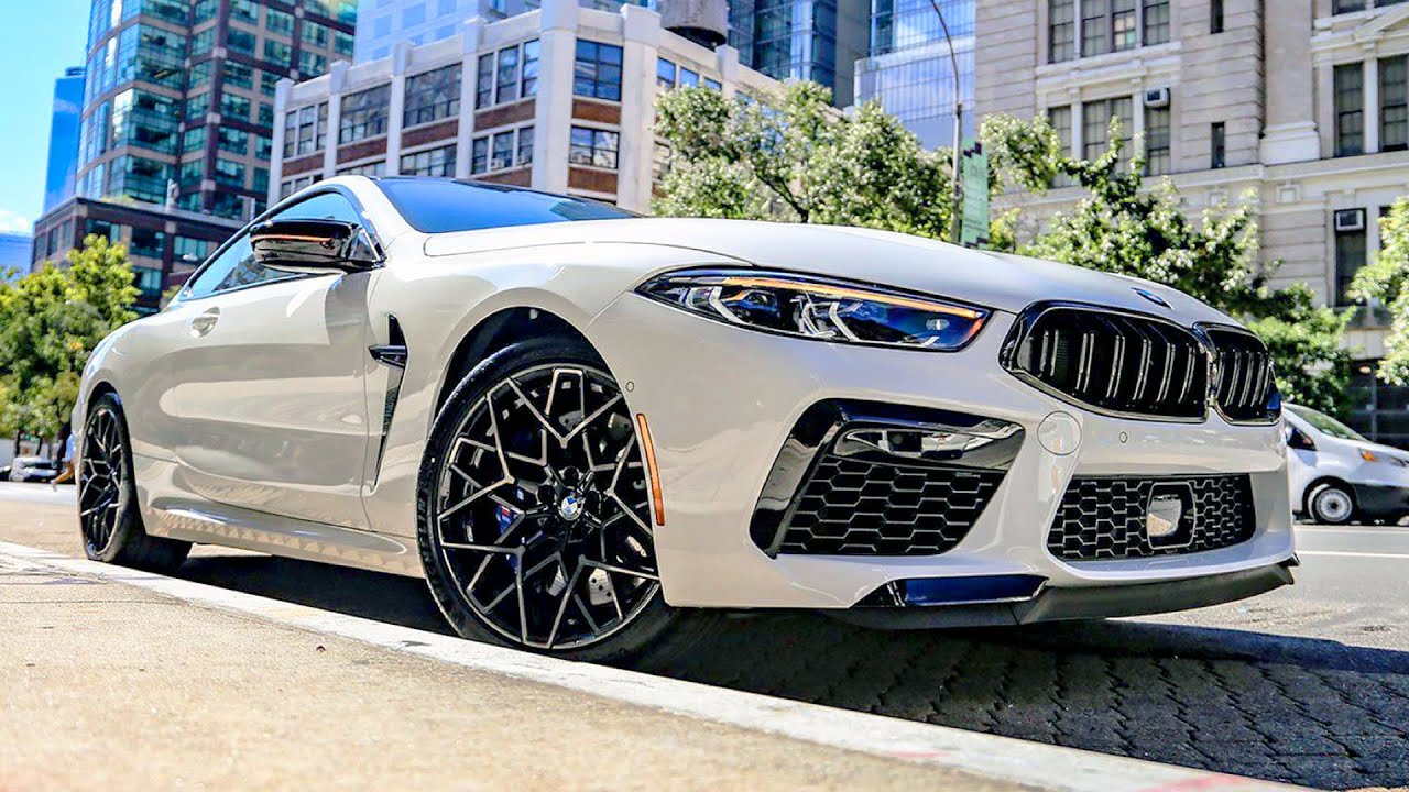 This engine is rated at 441 kw (591 hp) at 6,000 rpm and 750 n⋅m (553 lb⋅ft) in the standard m8 model, with peak power increasing to 460 kw (617 hp) at 6,000. 2021 Bmw M8 Competition Coupe F92 With 625 Hp In Nyc Youtube