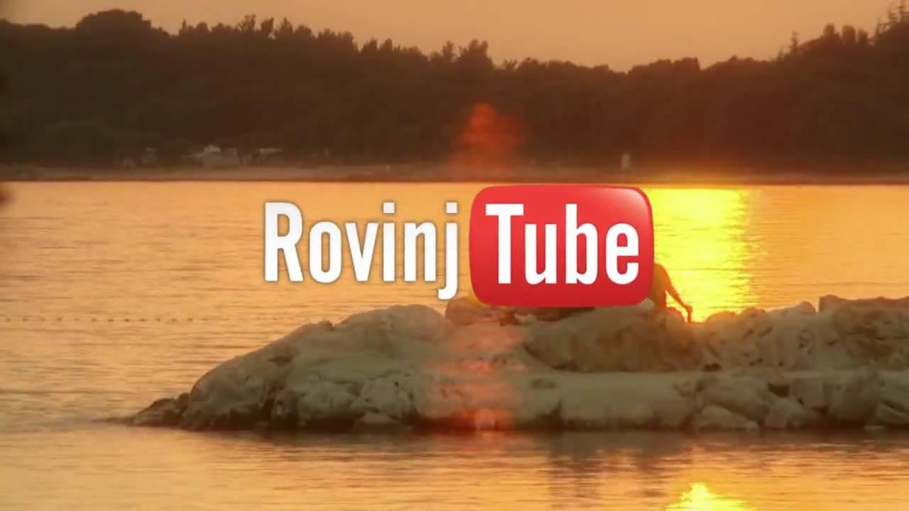 Valalta FKK - campeggio naturistico a Rovigno - YouTube