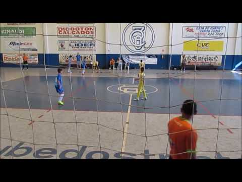 ARENA 2X1 CLUBE DOS TRINTA NFP2016 SUB12