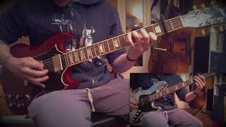 Propagandhi - Last Will And Testament (Guitar & Bass Cover)