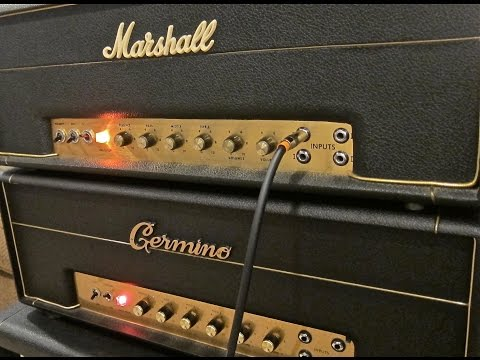 1969 Marshall and Germino Club 40