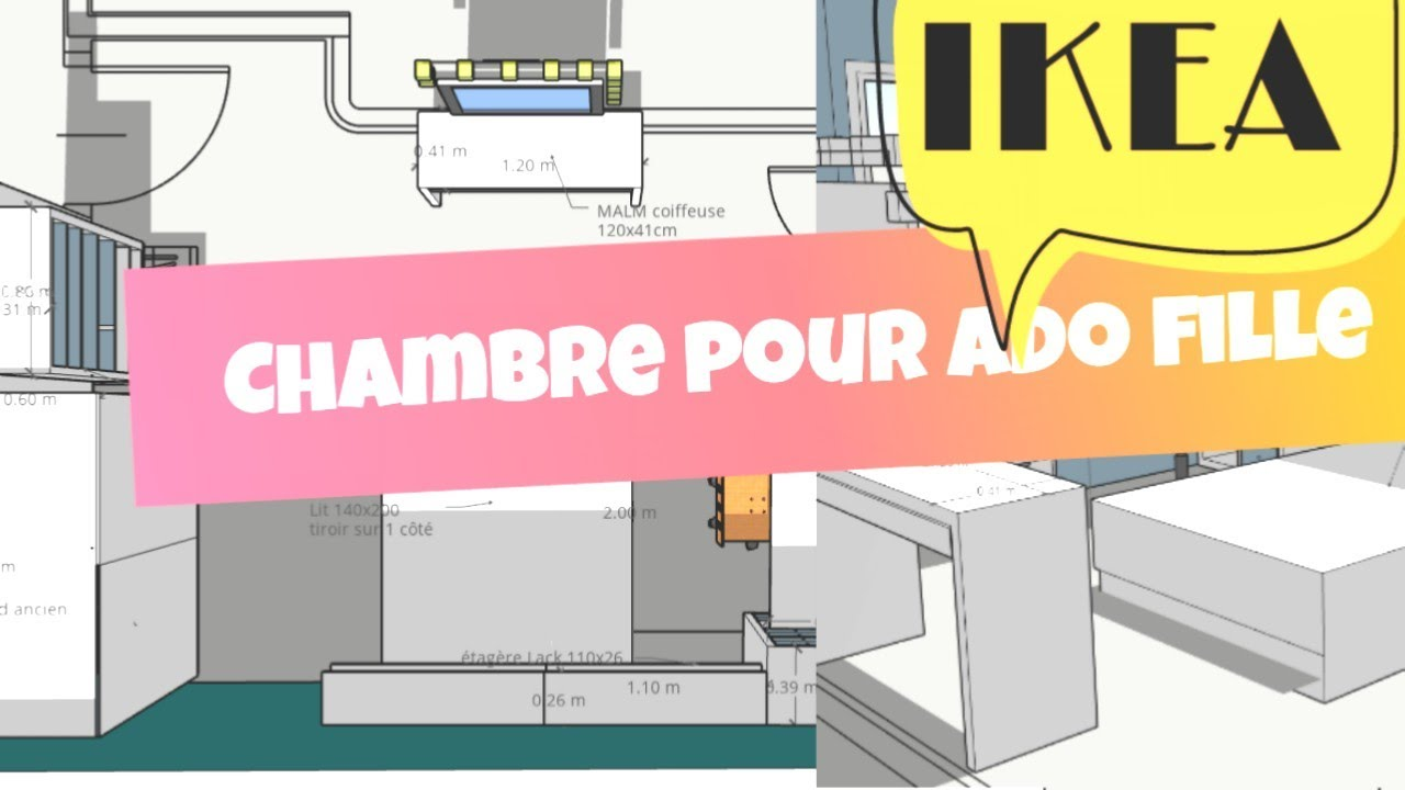Photo Meuble Chambre Adolescent Ikea