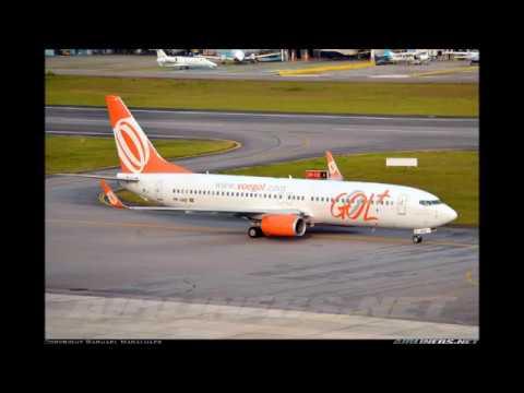 Frota GOL Linhas Aéreas Inteligentes - 2015