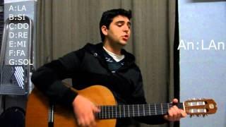 "Sopa De Cabra- Camins ""Guitarra"" (cover)"