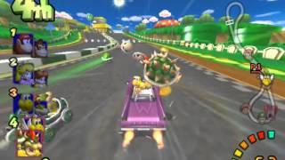 Mario Kart Double Dash Gc Game Gamecube Mario Kart