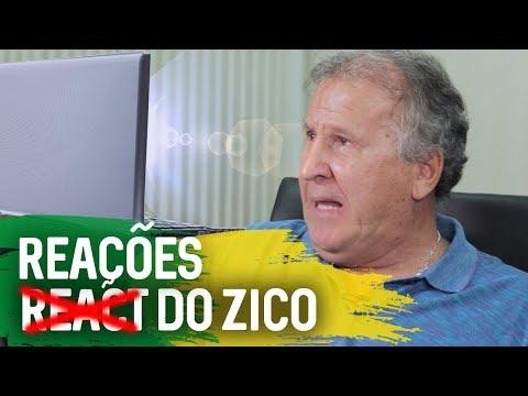 ZICO COREANO, BRAZIL KICKERS, ZOPILOTE... REACT DO ZICO #2