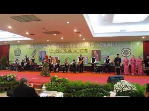 Samsibar - Busana Muslimah (festival lasqi jakarta 2012)