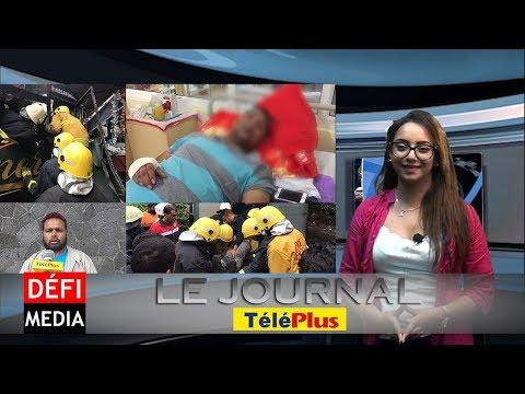Le Journal TéléPlus : Des blessés et témoins de l'accident de Nouvelle-France racontent la scène