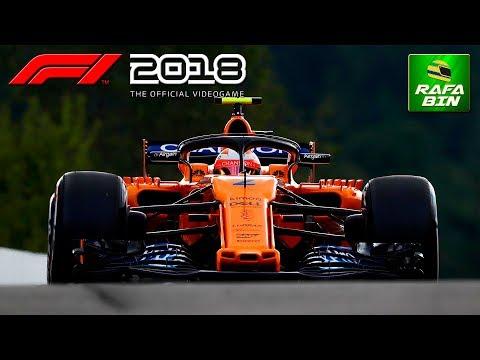 F1 2018 GP BÉLGICA SPA-FRANCORCHAMPS - MCLAREN MCL33