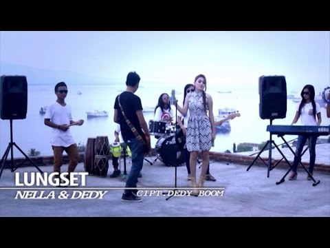 Nella Kharisma Ft. Dedy Boom - Lungset (Official Music Video)