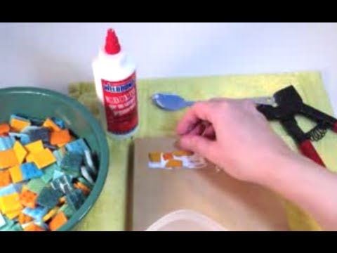 How to: Mosaic Tile Project - Fast Tutorial for Beginners