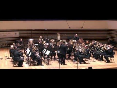 Brass Band du Hainaut - Dimensions de Peter Graham