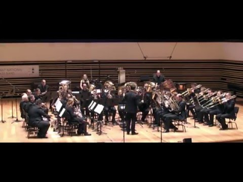 Brass Band du Hainaut - Dimensions de Peter Graham