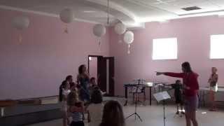 Урок скрипки старшая группа 1