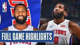 PISTONS at CAVALIERS | FULL GAME HIGHLIGHTS | December 3, 2019