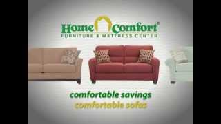 Home Comfort Furniture - Sofa Sale