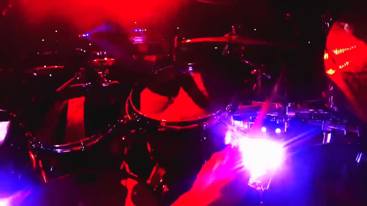 Jay Weinberg The Devil In I (Drum Cam