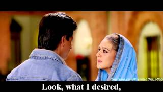 'Tere Liye' (Movie: VEER-ZAARA -2004) English Subtitles
