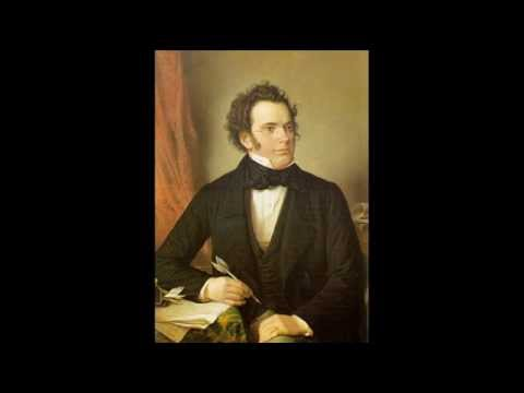 F. Schubert - Moment Musical Op.94 (D.780) No.4 in C sharp Minor - Alfred Brendel