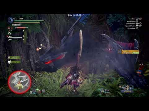 Tfw You Got Narga Gem (Mantle) On Beta Monster Hunter World: Iceborne Beta