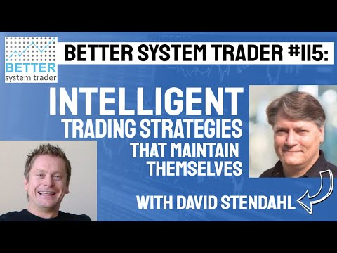 115: 'Intelligent strategies that maintain themselves' with David Stendahl