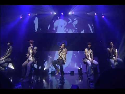 Wings Acoustic Live Version - INFINITE (That Summer Concert 2012) + MP3 DL LINK