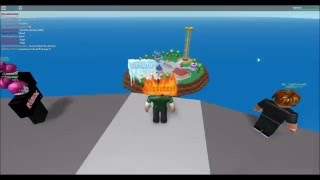 VOLCANO ERUPTED! | ROBLOX HUNGARIAN!