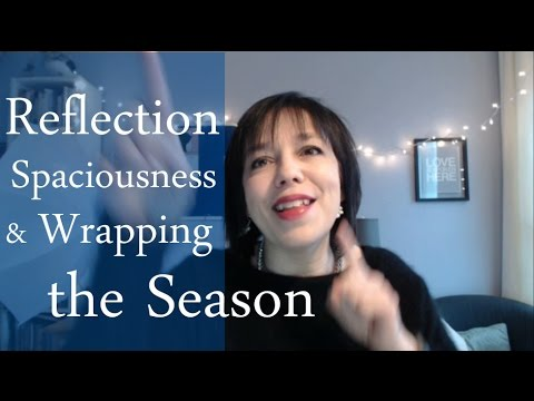 Reflection, Spaciousness and Wrapping the Season: Bend the Scenes in the Studio