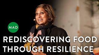 Rediscovering Food Through Resilience   Indira Naidoo   Sydney MAD Mondays