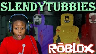 Slendytubbies Multiplayer Roblox | Come and Get Me