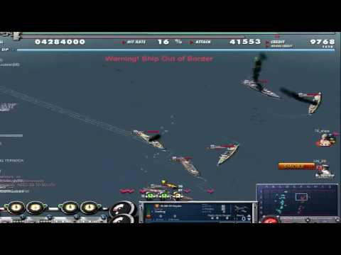The_Legends Fleet VS RA fleet ( Soviet  Harbor Defense ) Navy Filed Gaming