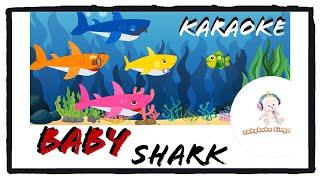 Baby Shark Song 2018 (Karaoke version) #babyshark