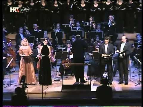 Requiem - Mozart - Zagreb 2006