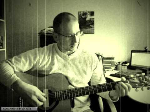 Bird On A Wire Fingerstyle Guitar Lesson - YouTube