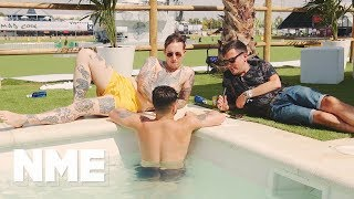 Mad Cool Festival 2018: Slaves give us the low-down on their new album