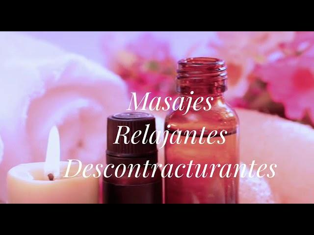 Sesiones de masajes descontracturantes y relajantes en Continnum