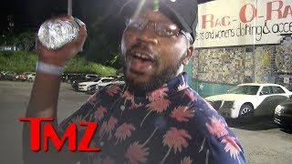 Drake's Alleged Ghostwriter Quentin Miller Dodges Questions He Writes for Drizzy | TMZ