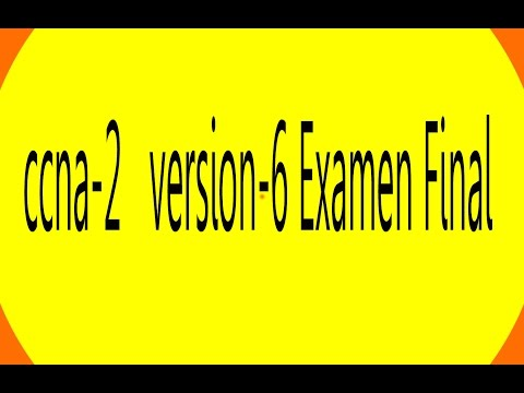 Routing and Switching Essentials Version 6 0   RSE Final Exam