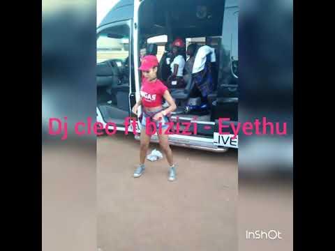 Dj cleo ft bizizi - Eyethu (Chillibite & Faca)