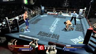 Don King Presents Prizefighter Career Mode 19