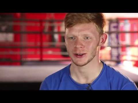Jamie Robinson - Coldwell Boxing Fight Club