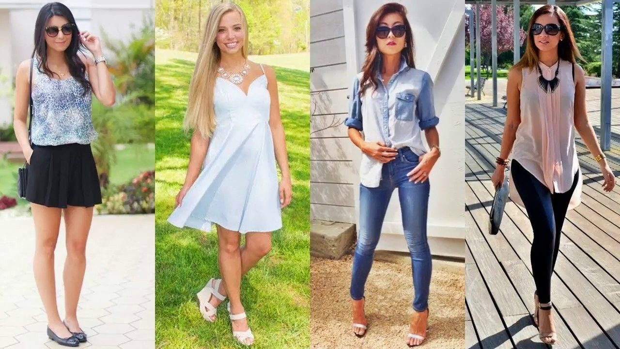 ed759bad2 Ropa de moda para mujeres - Outfits juvenil 2018 - YouTube